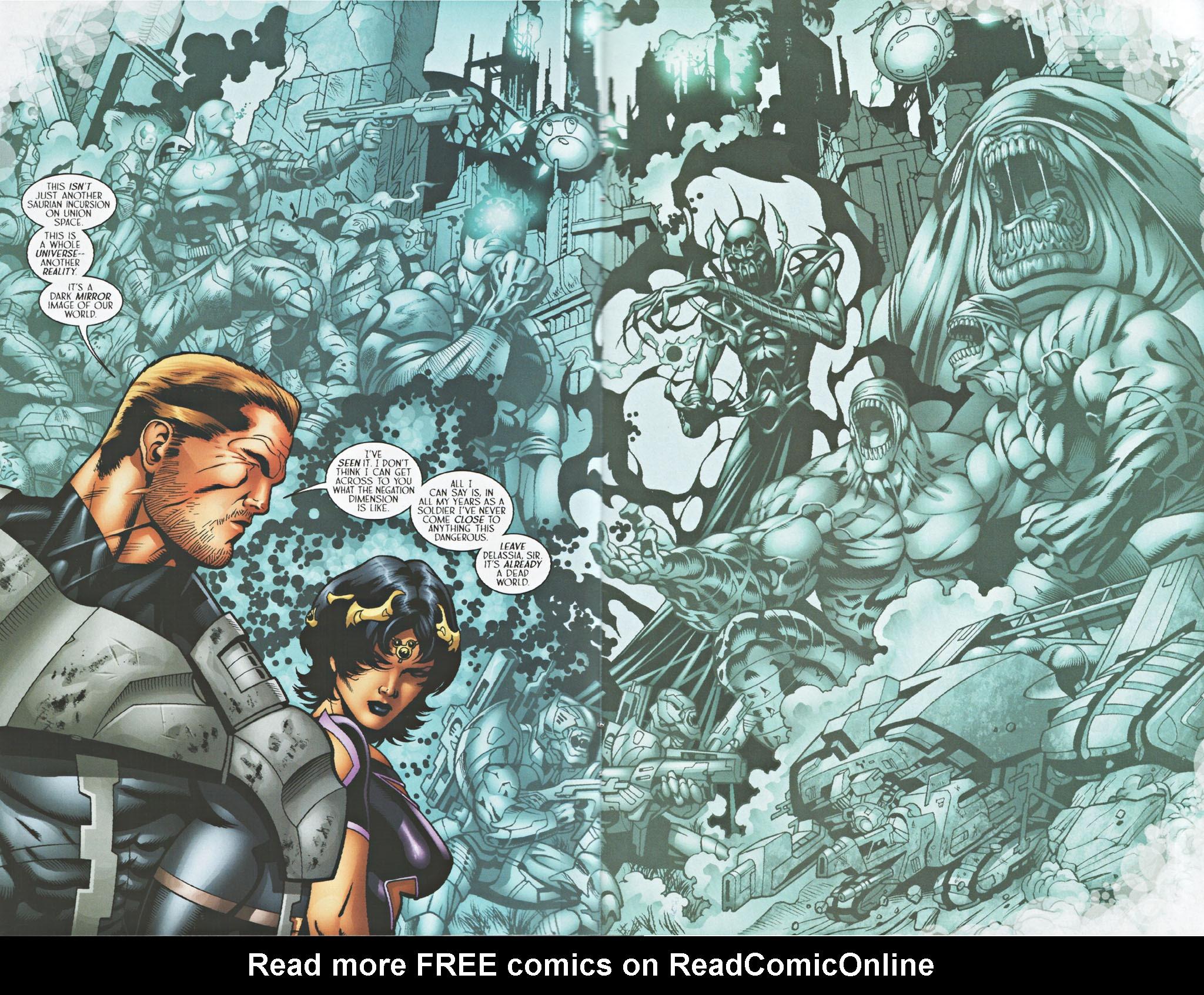 Read online Sigil (2000) comic -  Issue #41 - 9