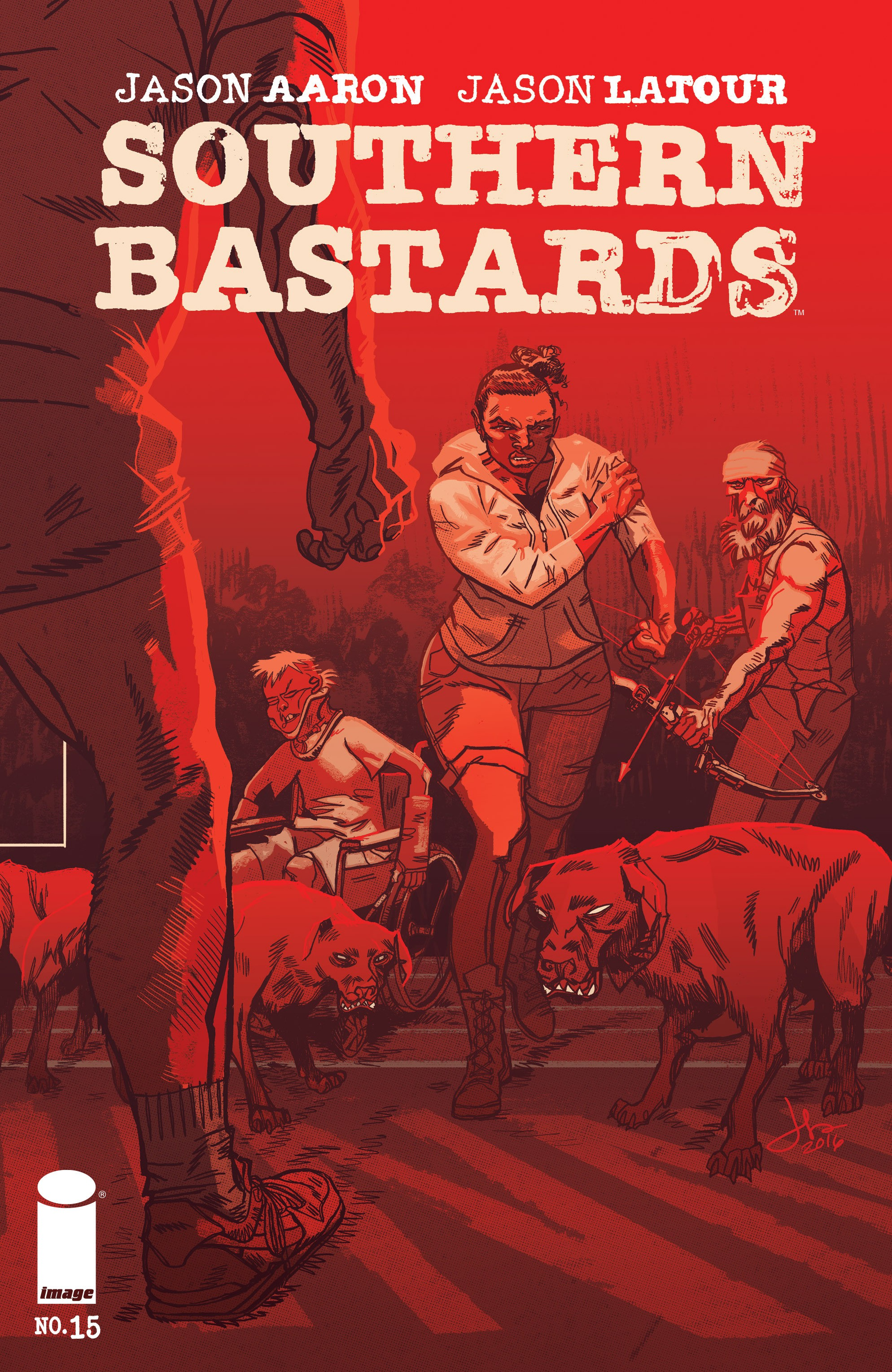 Read online Southern Bastards comic -  Issue #15 - 1