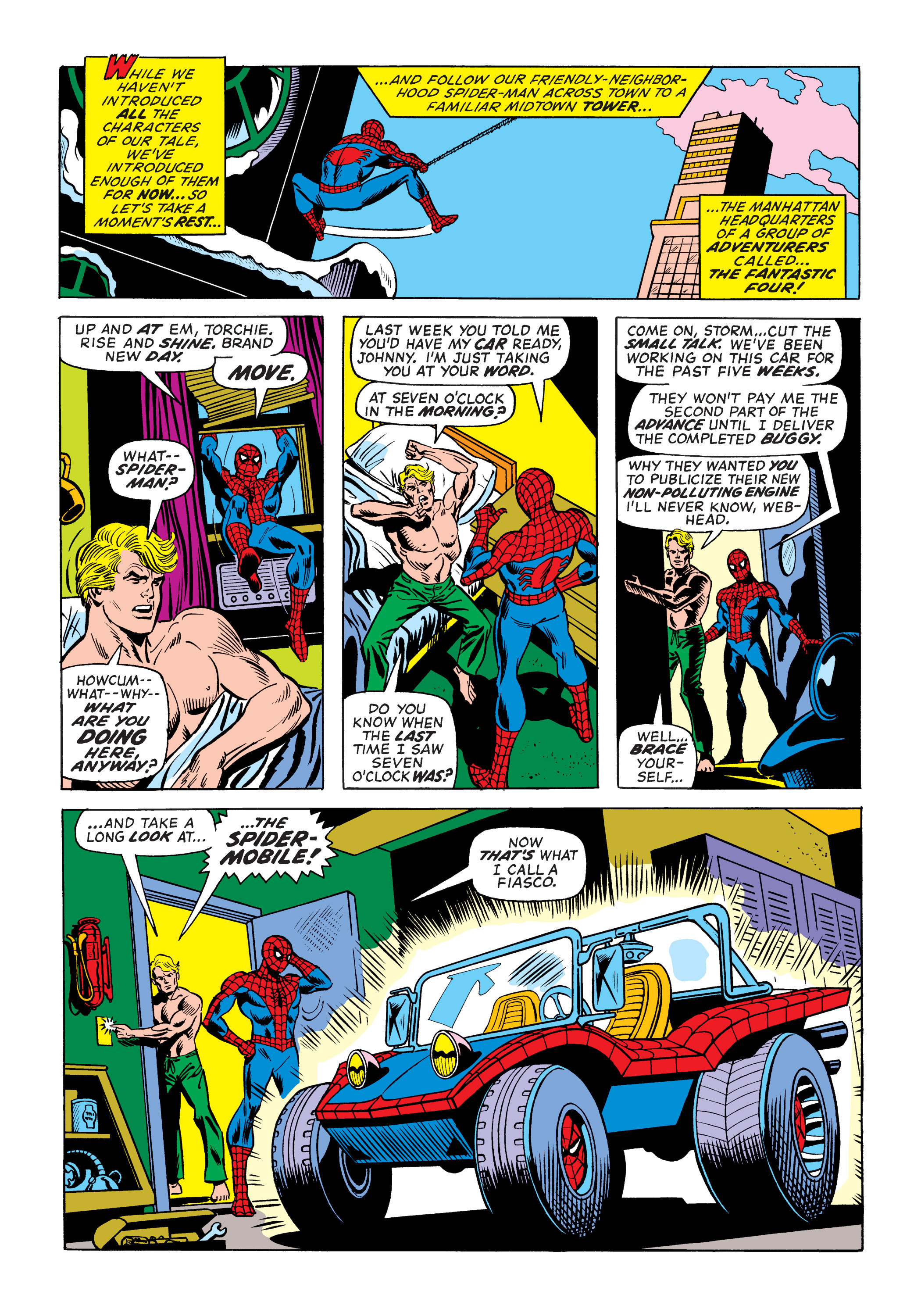 The Amazing Spider-Man (1963) 130 Page 6