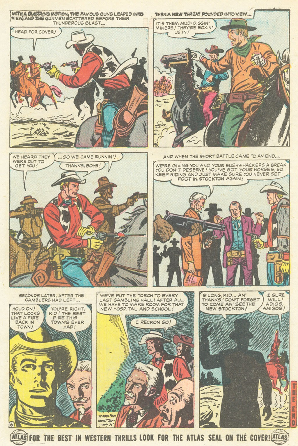 Kid Colt Outlaw issue 52 - Page 8