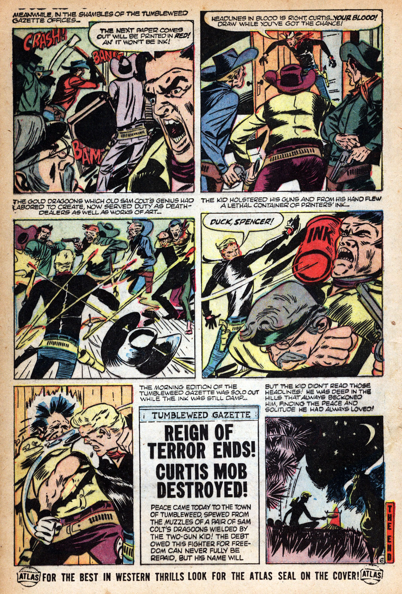Read online Two-Gun Kid comic -  Issue #18 - 16
