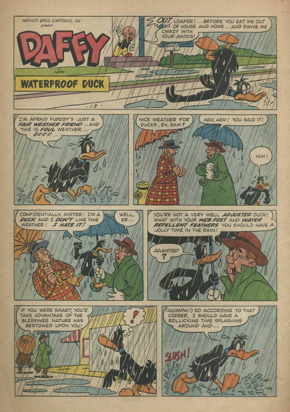 Daffy issue 4 - Page 3