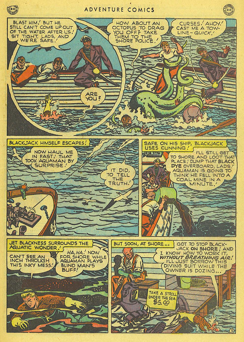 Read online Adventure Comics (1938) comic -  Issue #138 - 29