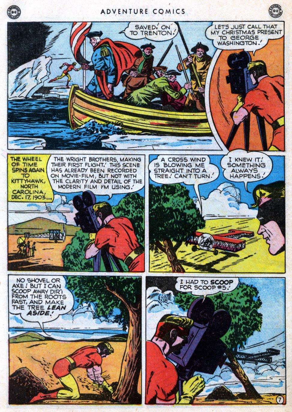 Read online Adventure Comics (1938) comic -  Issue #137 - 48