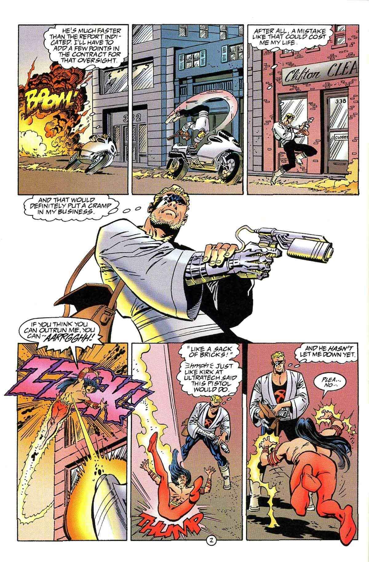 Read online Ultraverse Premiere comic -  Issue #10 - 4