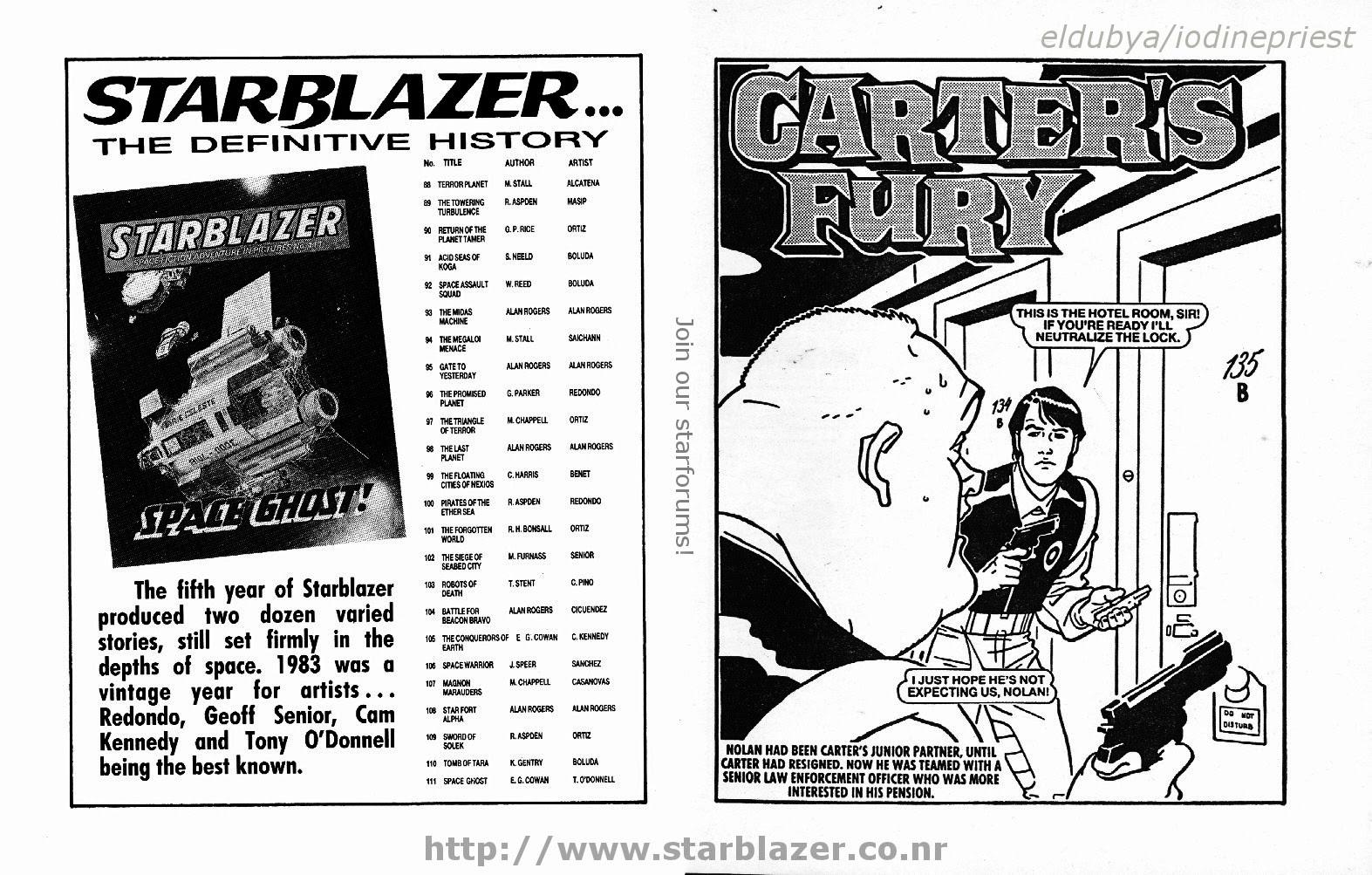 Starblazer issue 272 - Page 3