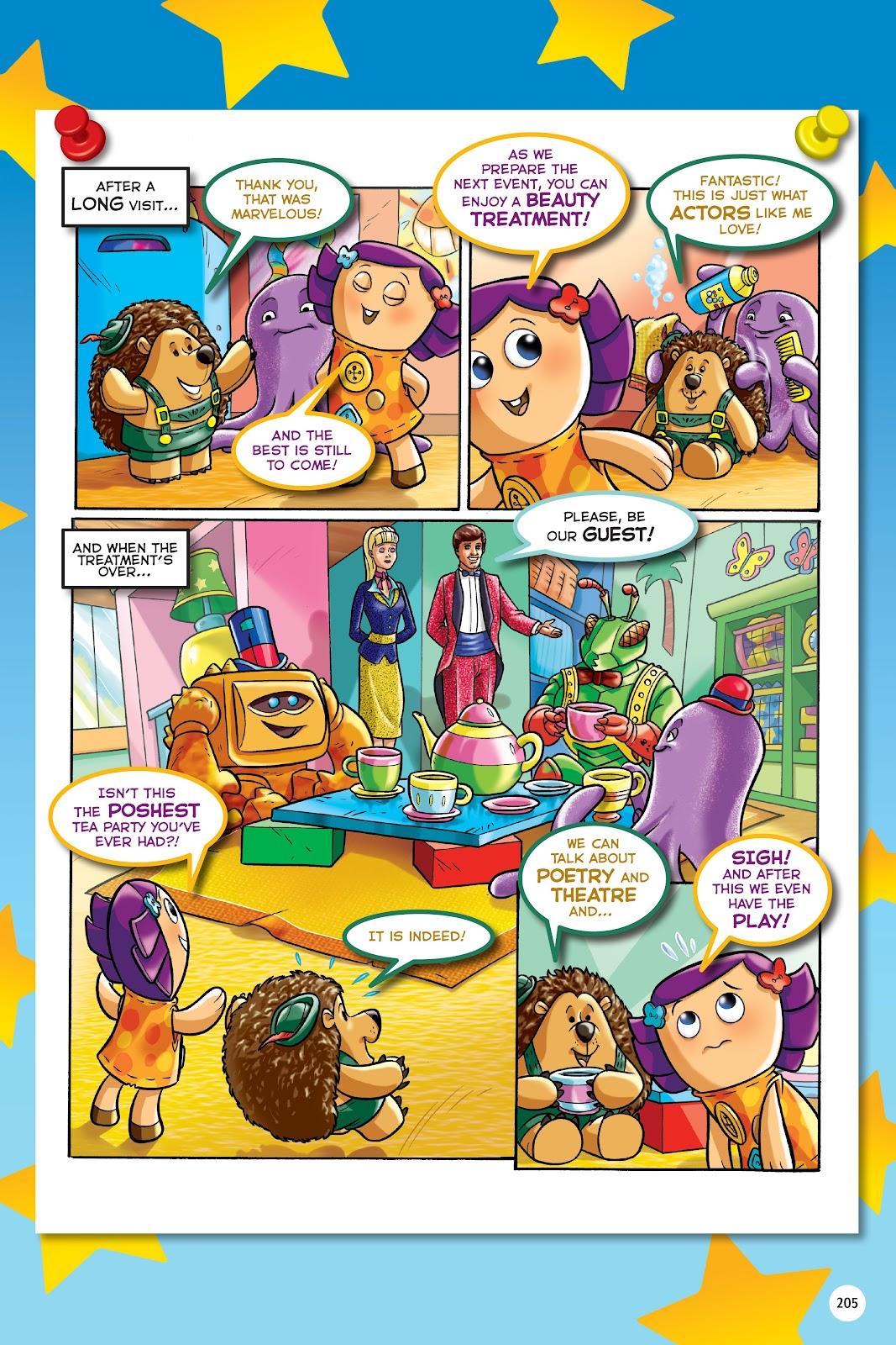 Read online DISNEY·PIXAR Toy Story Adventures comic -  Issue # TPB 1 (Part 3) - 5