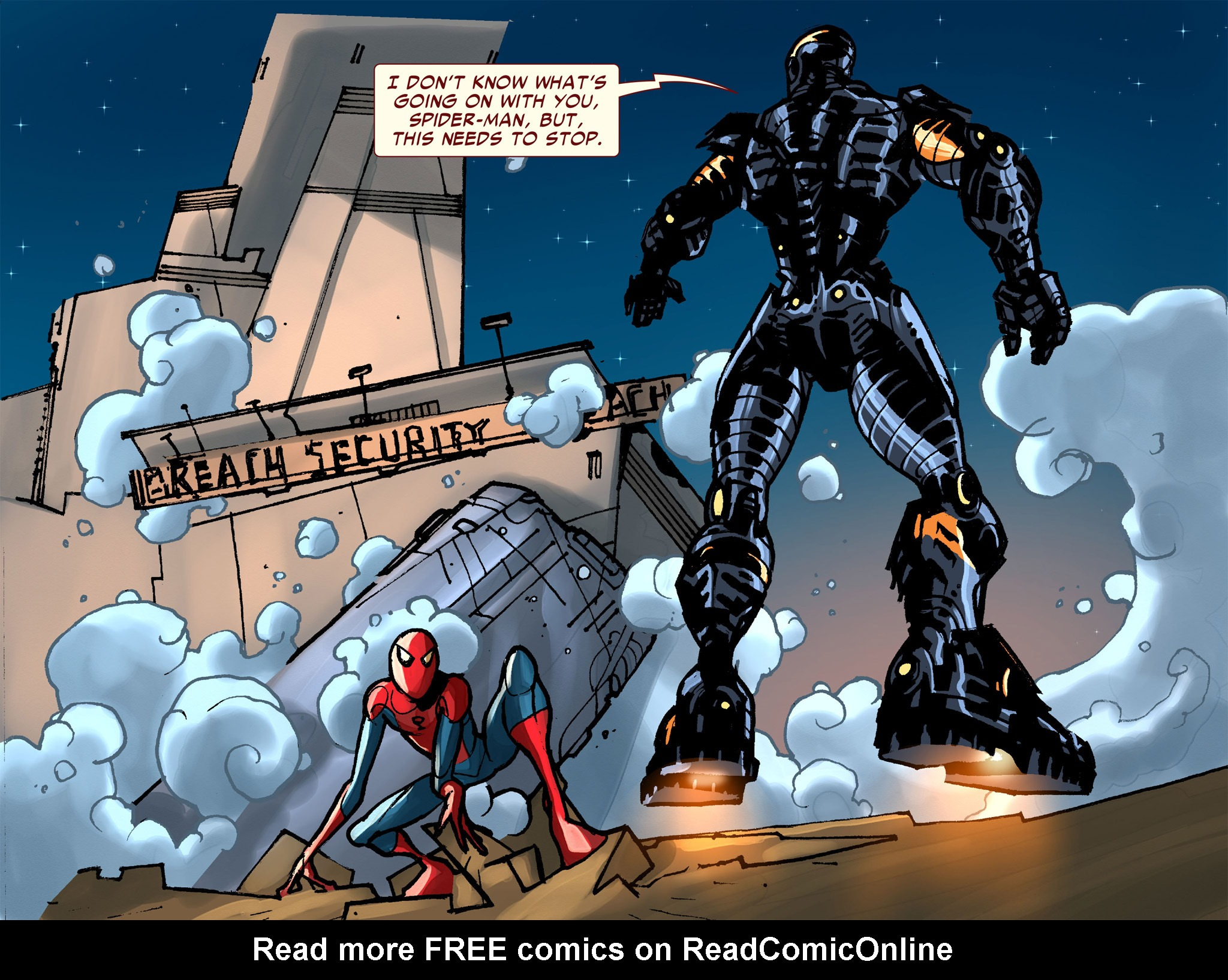 Read online Amazing Spider-Man: Who Am I? comic -  Issue # Full (Part 1) - 134