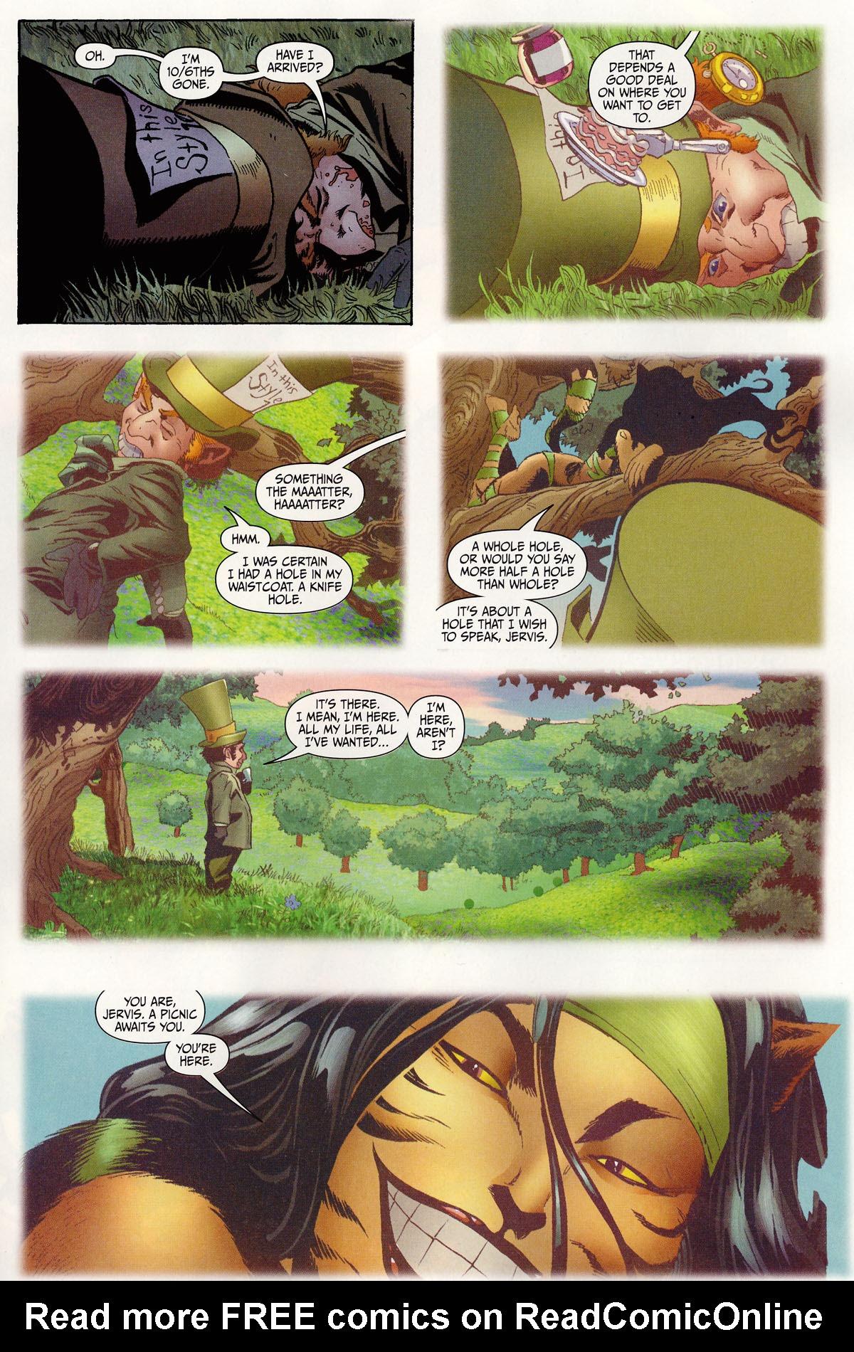 Read online Secret Six (2006) comic -  Issue #6 - 2