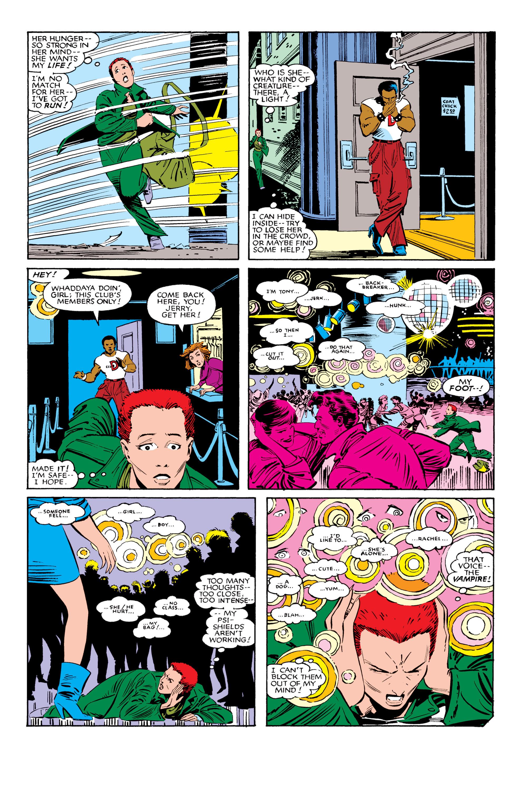 Read online Uncanny X-Men (1963) comic -  Issue #184 - 11