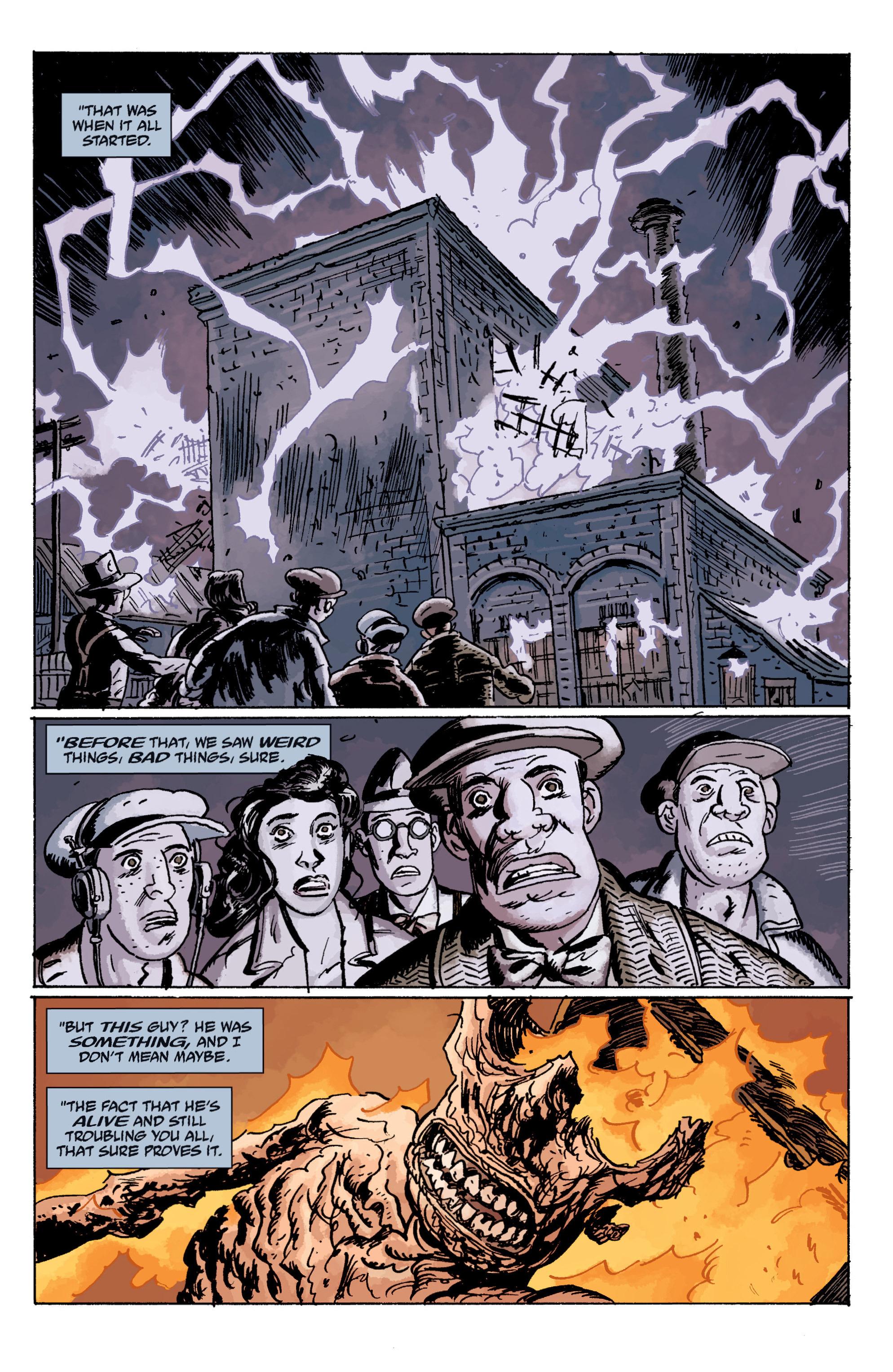 Read online B.P.R.D. (2003) comic -  Issue # TPB 11 - 15