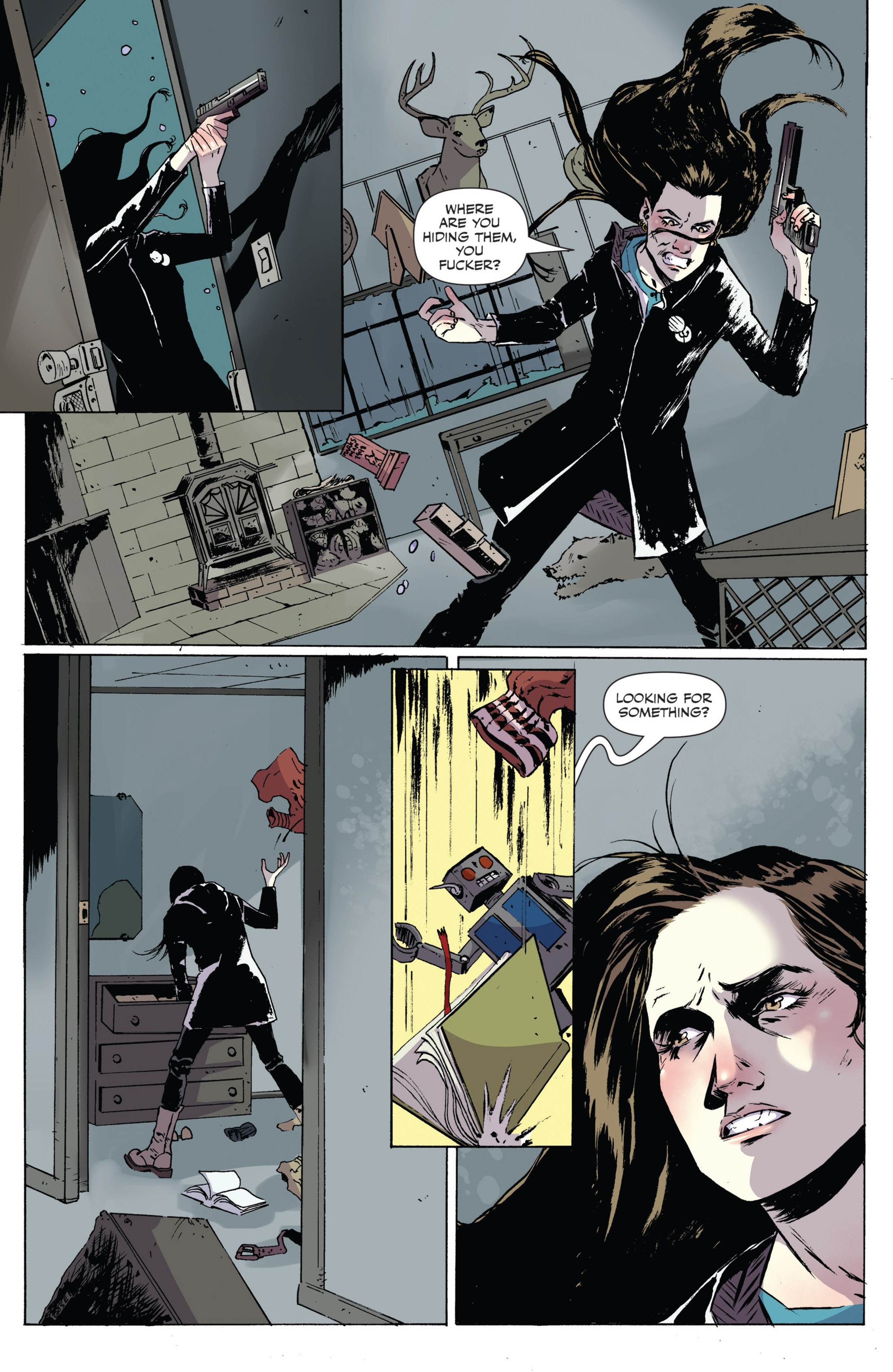 Read online Sheltered comic -  Issue #3 - 13