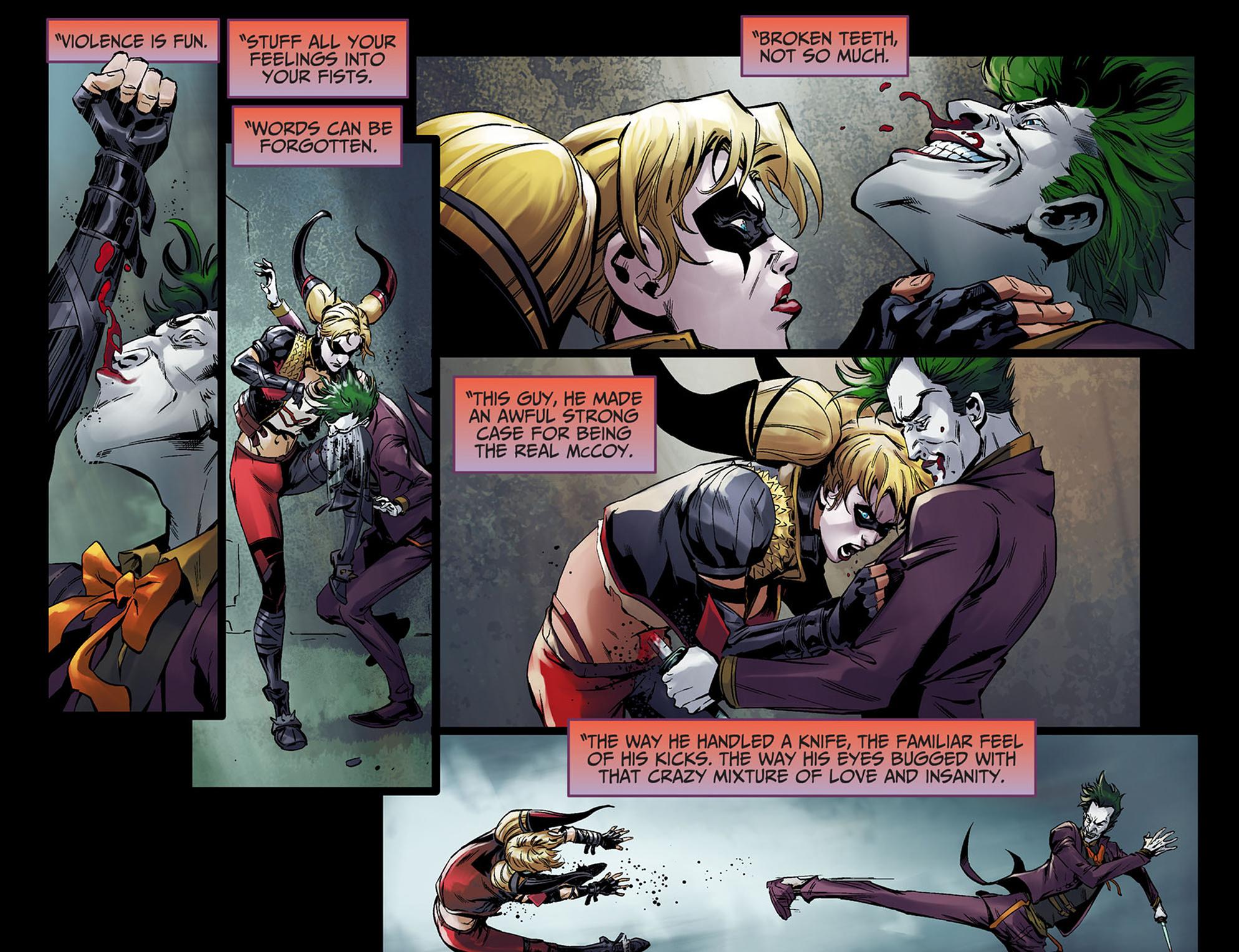 Read online Injustice: Ground Zero comic -  Issue #5 - 10