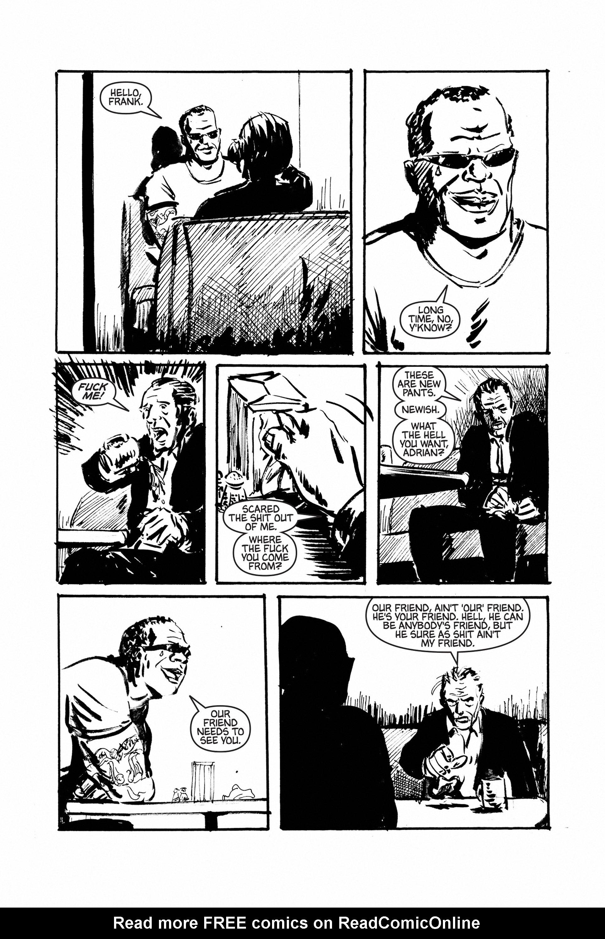 Read online Tumor comic -  Issue # TPB - 14