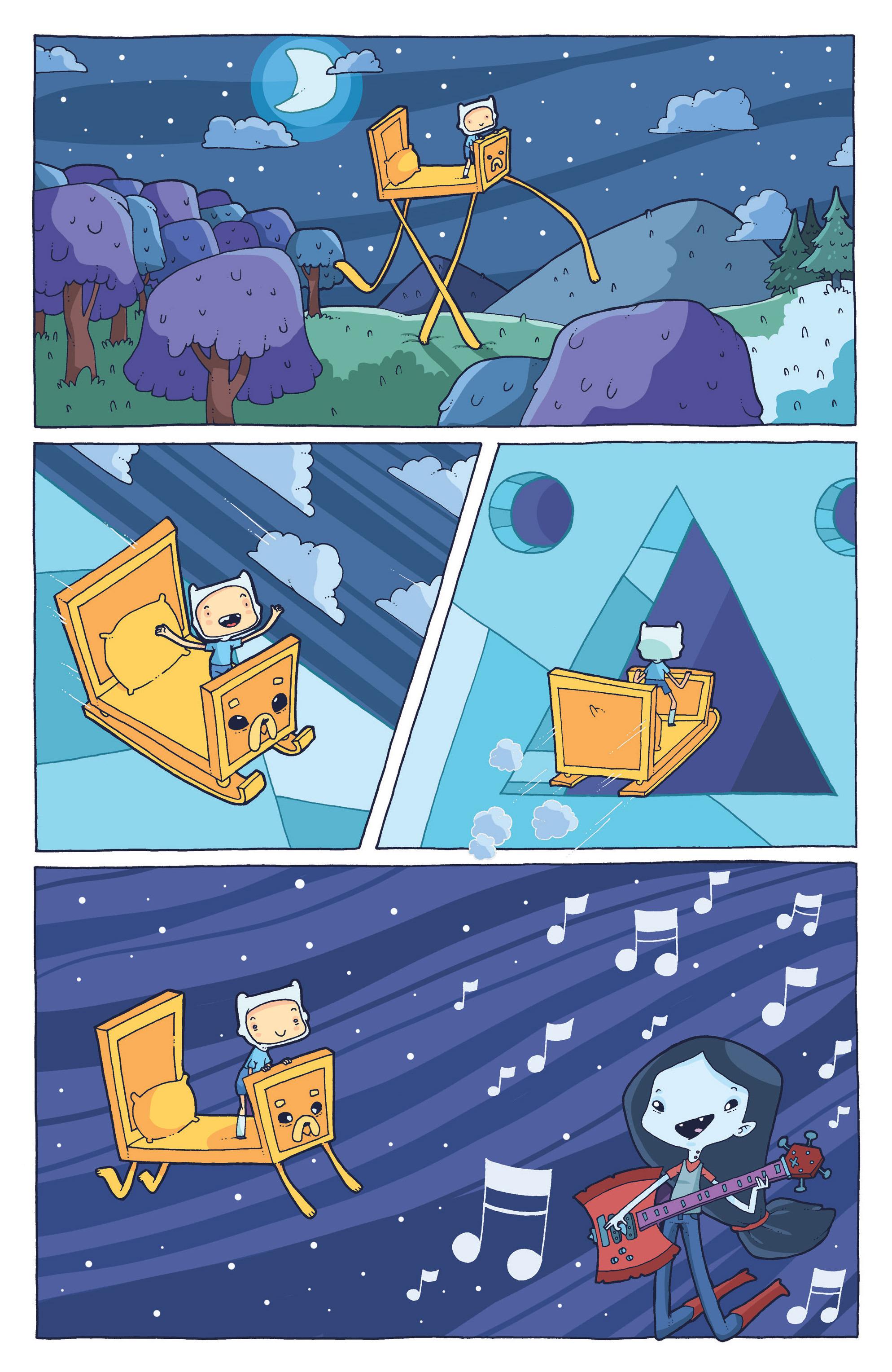 Read online Adventure Time Comics comic -  Issue #2 - 22