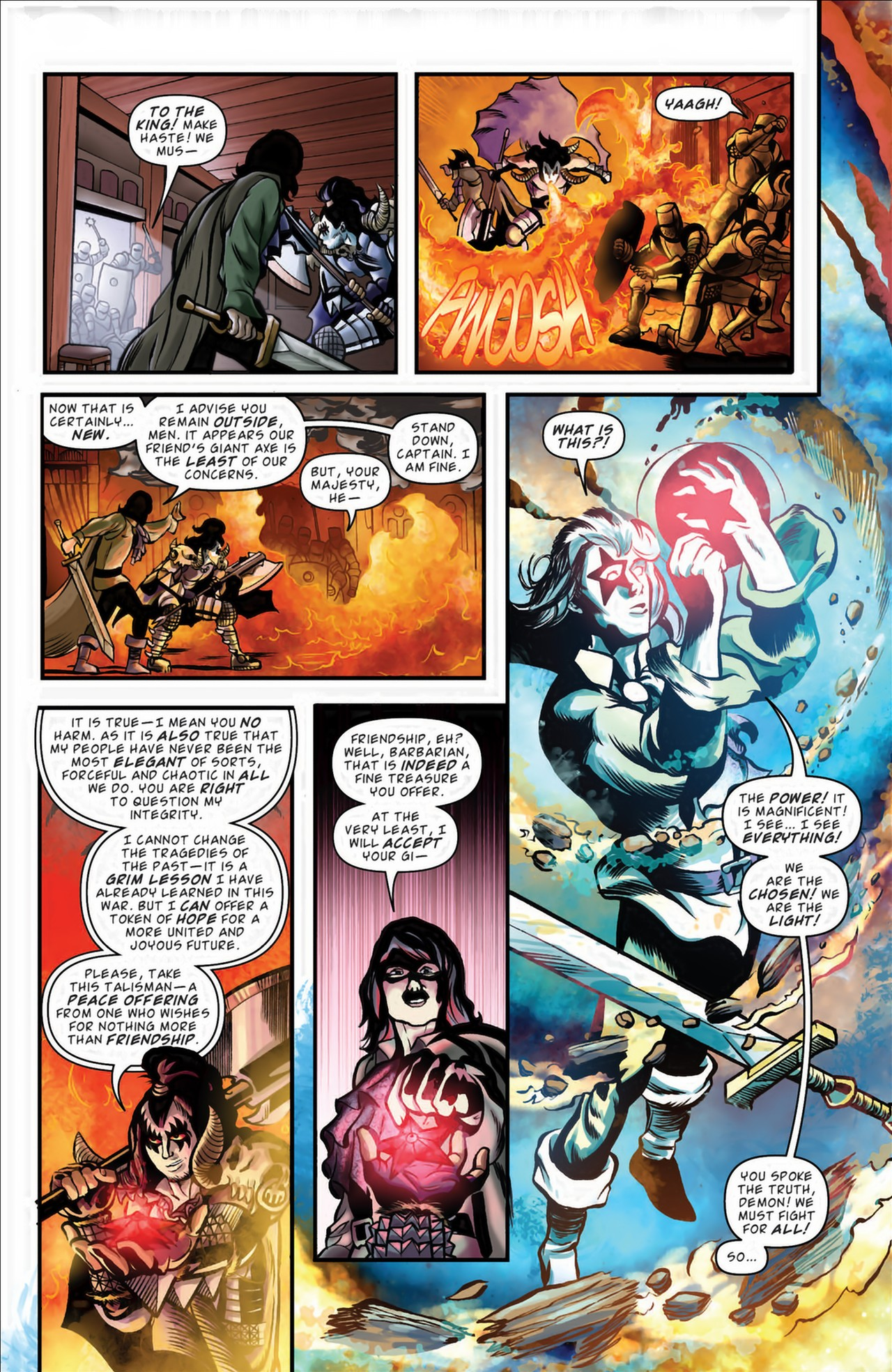 Read online KISS (2012) comic -  Issue #3 - 21
