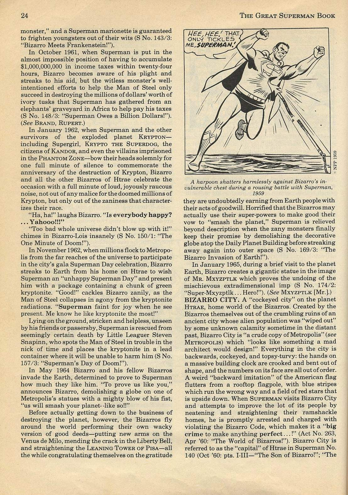 The Great Superman Book issue TPB (Part 1) - Page 42