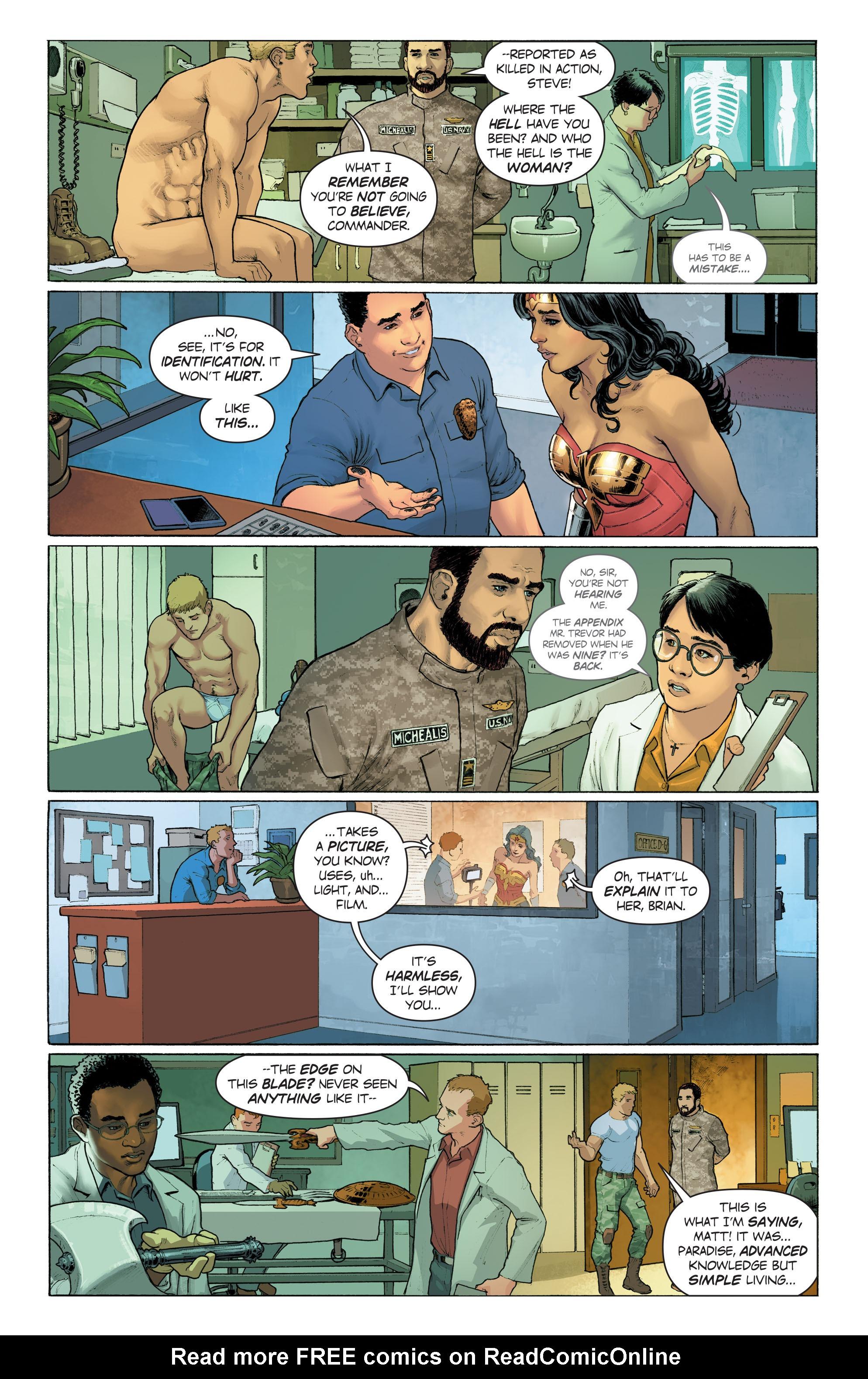 Read online Wonder Woman (2016) comic -  Issue #6 - 9