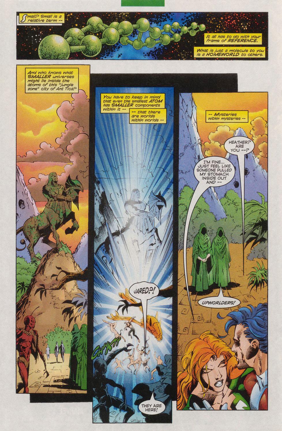 Read online Alpha Flight (1997) comic -  Issue #10 - 13