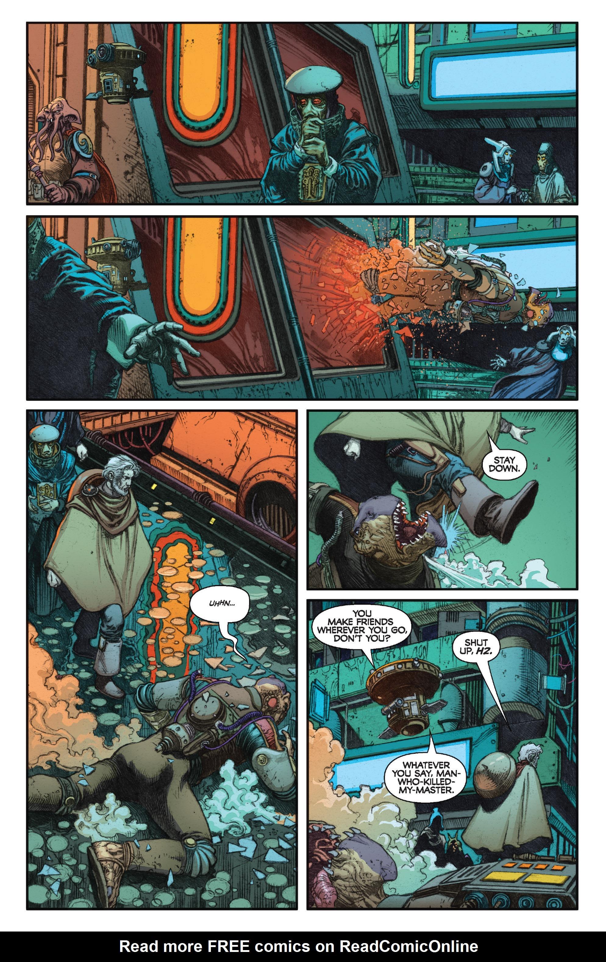 Read online Star Wars Omnibus comic -  Issue # Vol. 31 - 335