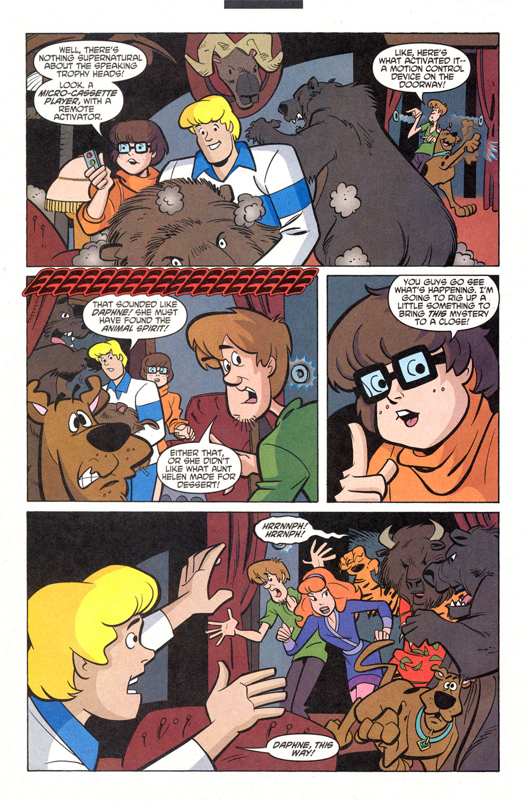 Read online Scooby-Doo (1997) comic -  Issue #96 - 20