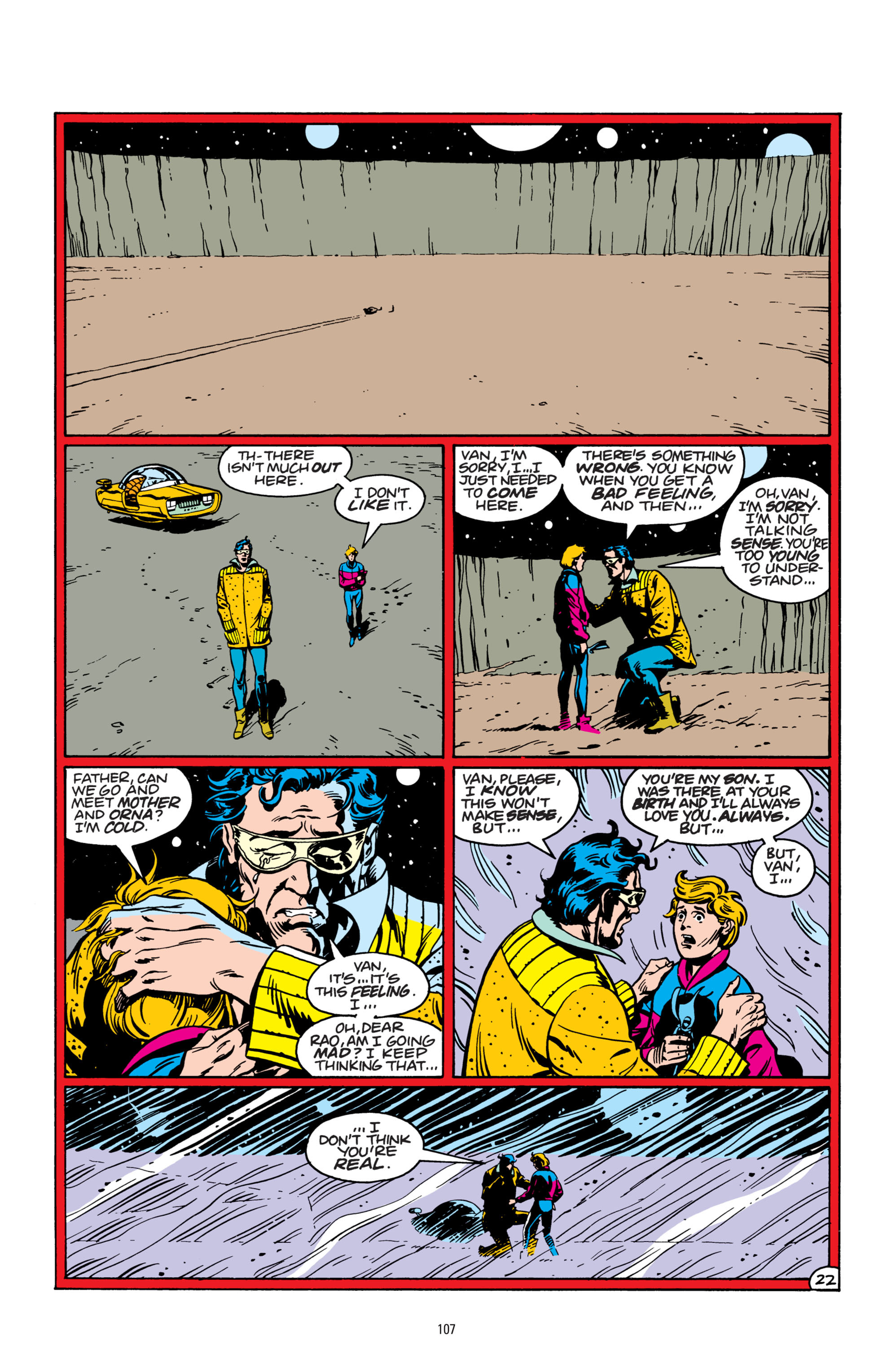 Read online Superman: Whatever Happened to the Man of Tomorrow? comic -  Issue # TPB - 106