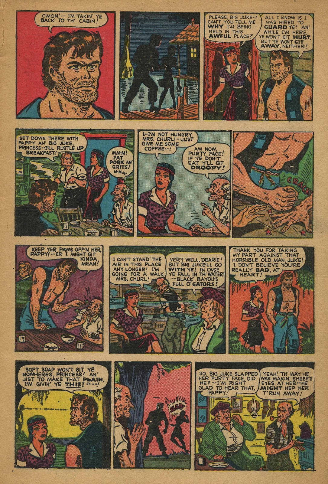 Read online Famous Funnies comic -  Issue #162 - 5