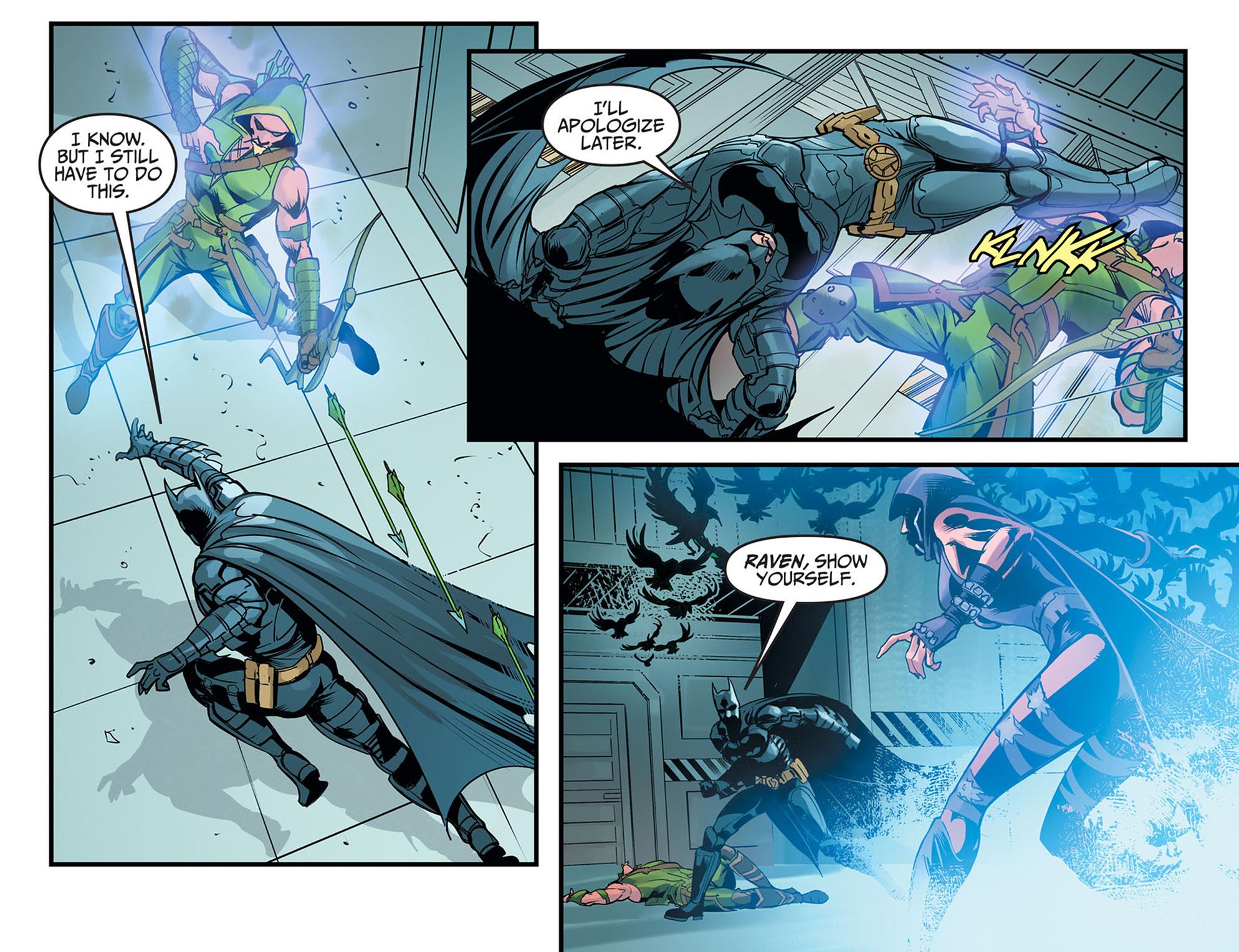 Read online Injustice: Ground Zero comic -  Issue #16 - 7