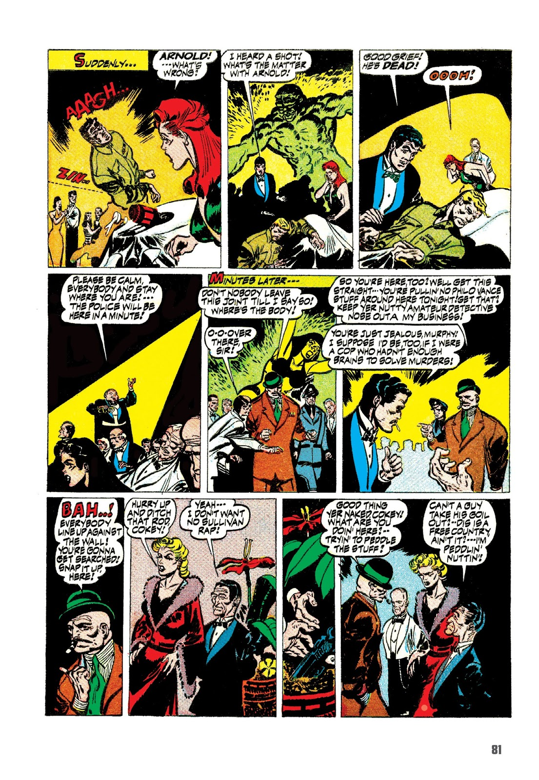Read online The Joe Kubert Archives comic -  Issue # TPB (Part 1) - 92