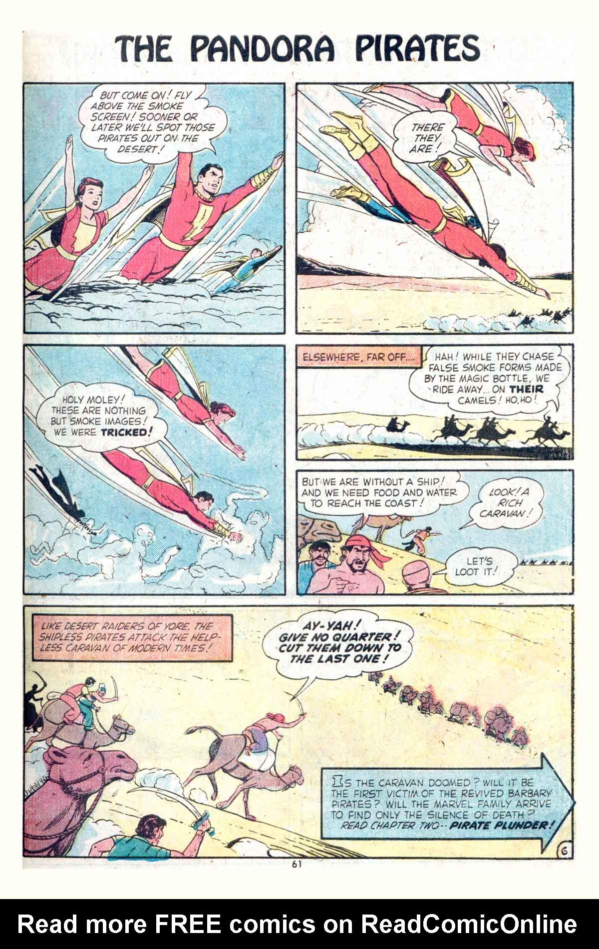 Read online Shazam! (1973) comic -  Issue #13 - 62