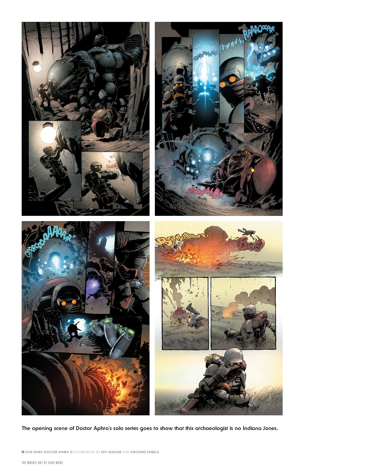 Read online The Marvel Art of Star Wars comic -  Issue # TPB (Part 2) - 67