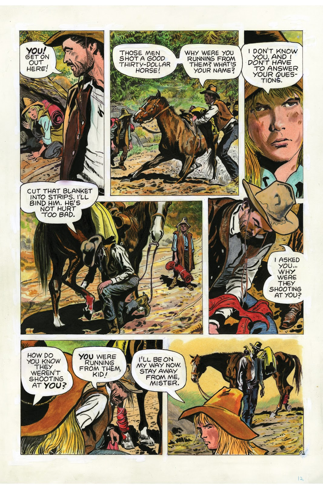 Read online Doug Wildey's Rio: The Complete Saga comic -  Issue # TPB (Part 2) - 47