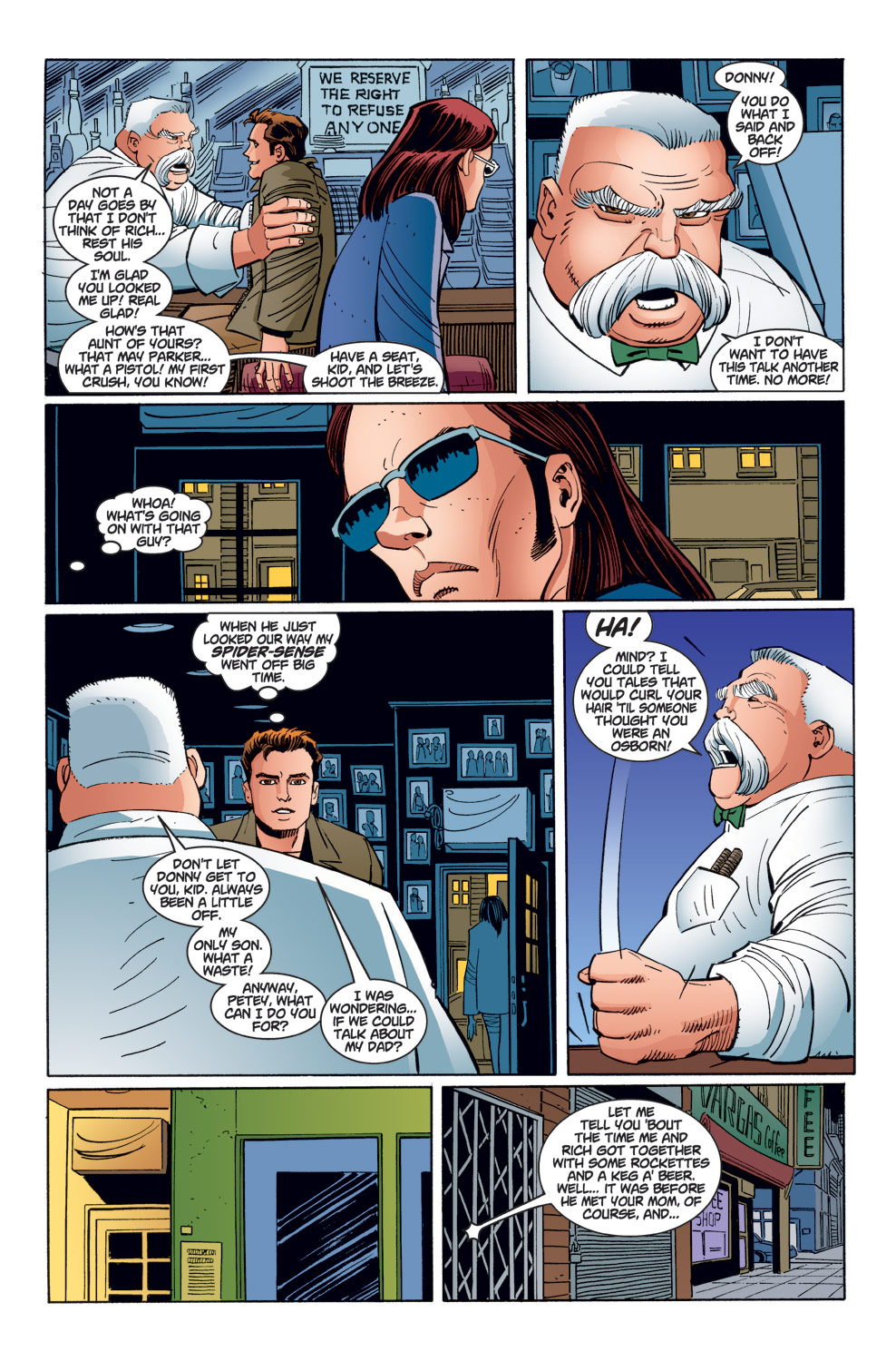 The Amazing Spider-Man (1999) 26 Page 10