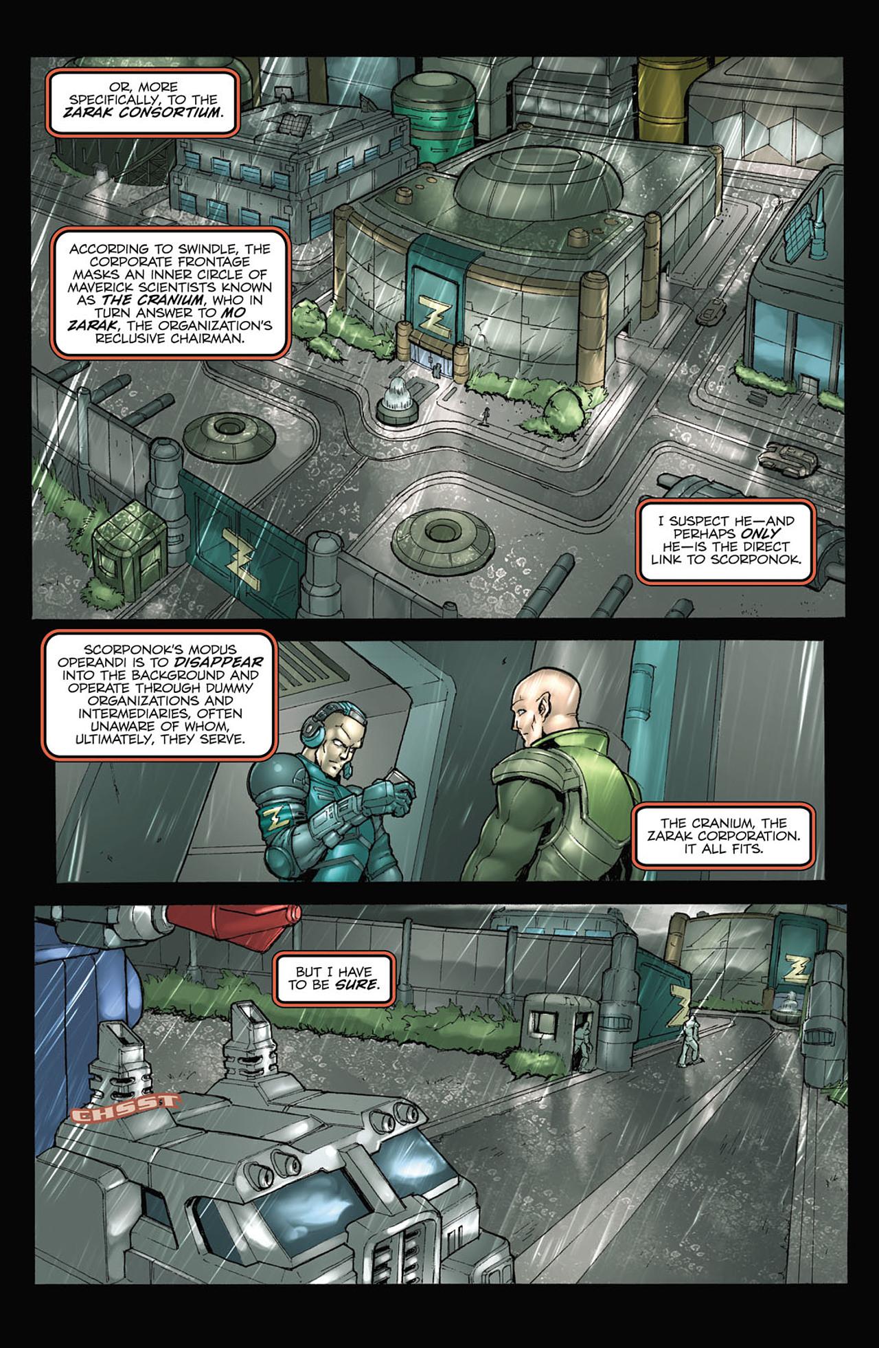 Read online Transformers Spotlight: Ultra Magnus comic -  Issue # Full - 13