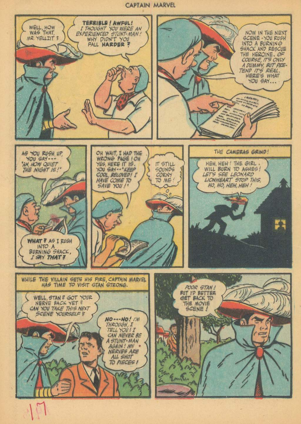 Captain Marvel Adventures issue 63 - Page 20