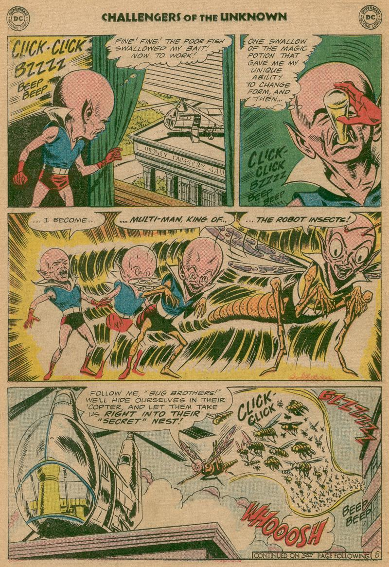 Challengers of the Unknown (1958) issue 40 - Page 25