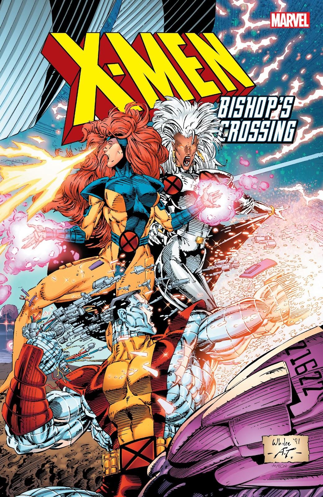X-Men: Bishops Crossing TPB_(Part_1) Page 1