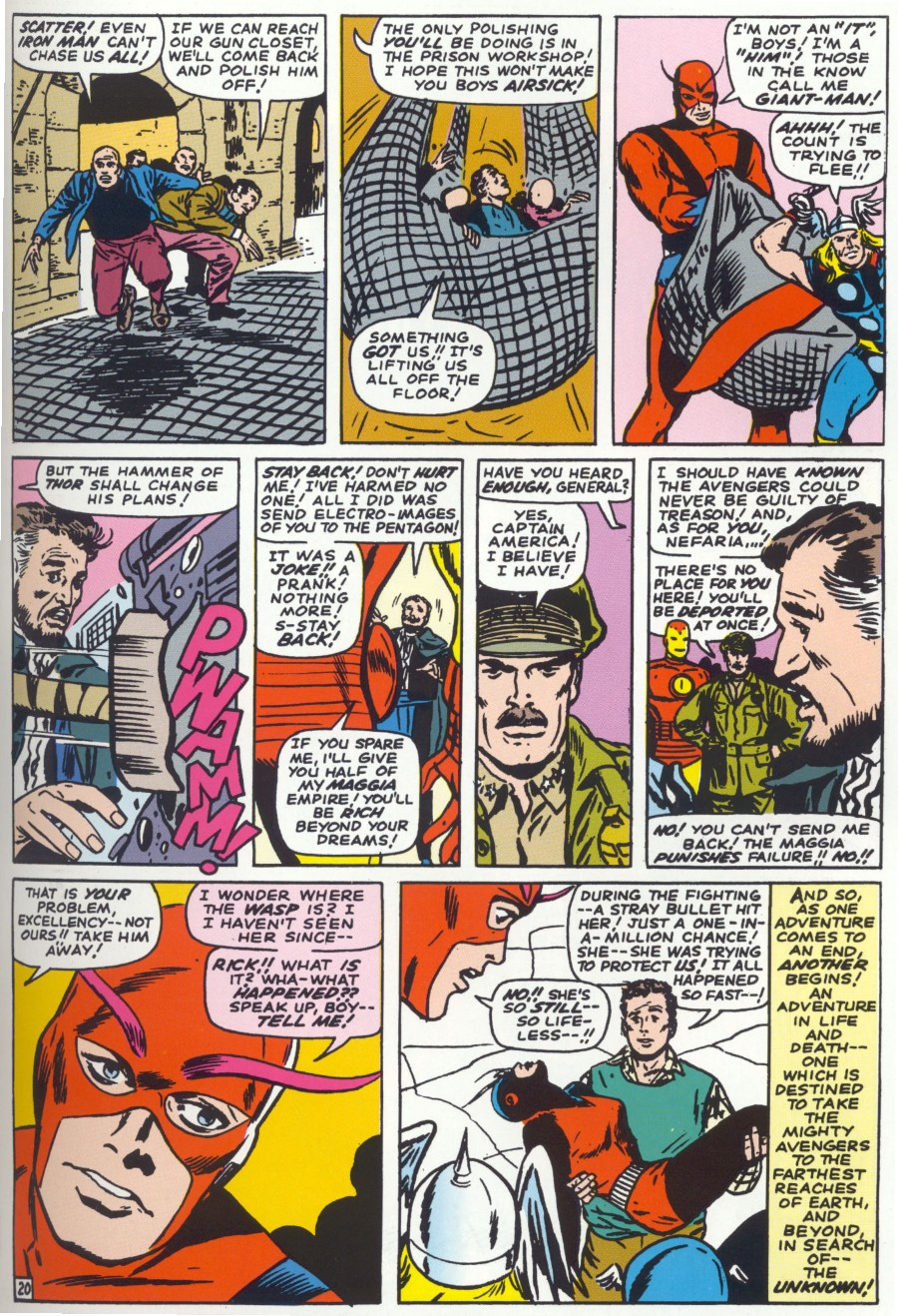 The Avengers (1963) 13 Page 20