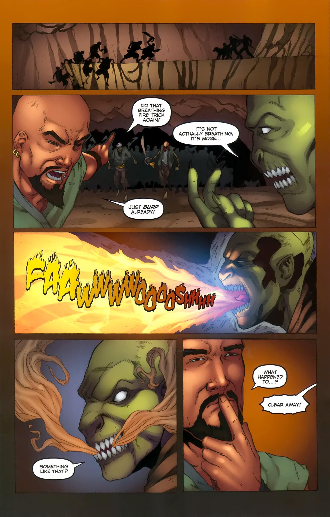 Read online 1001 Arabian Nights: The Adventures of Sinbad comic -  Issue #11 - 20