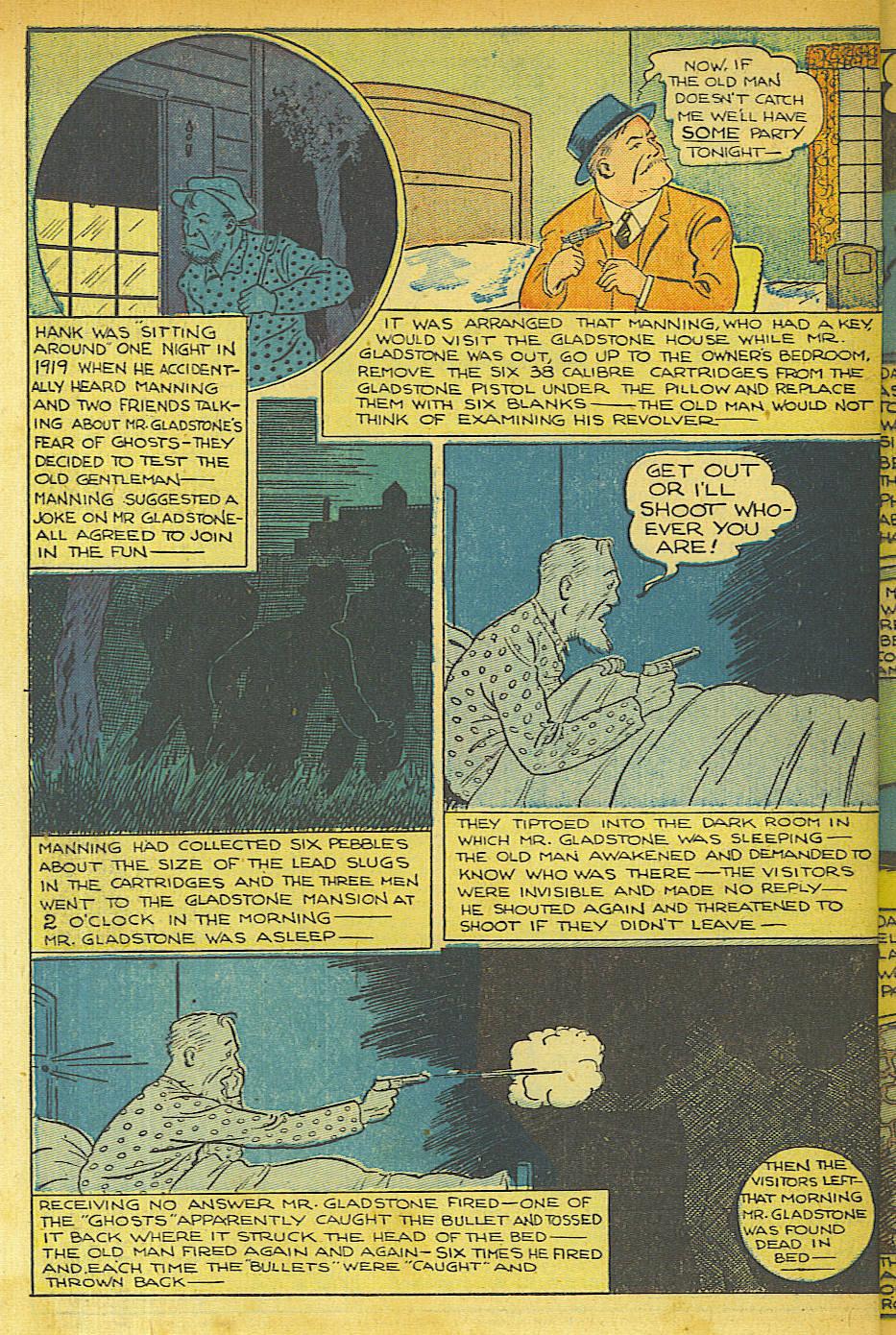 Read online Shadow Comics comic -  Issue #63 - 44