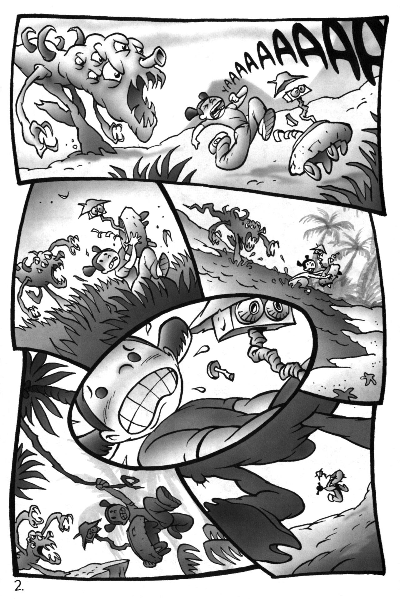 Read online Akiko comic -  Issue #51 - 4
