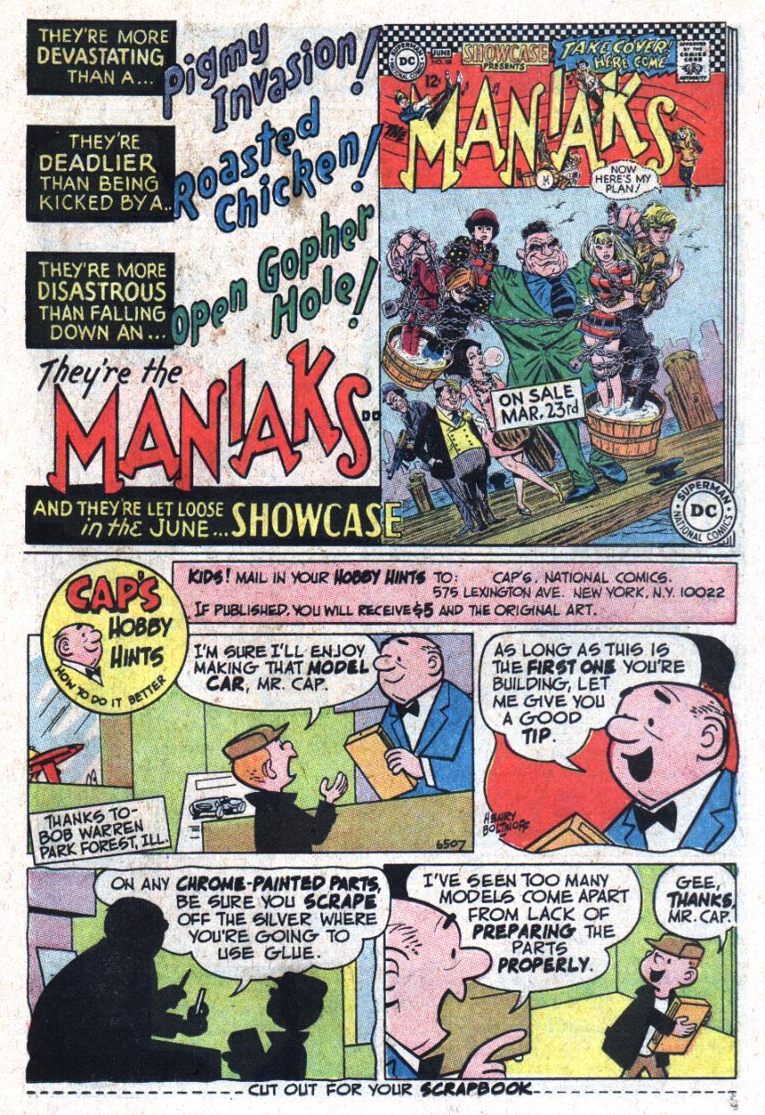 Read online Sea Devils comic -  Issue #35 - 20