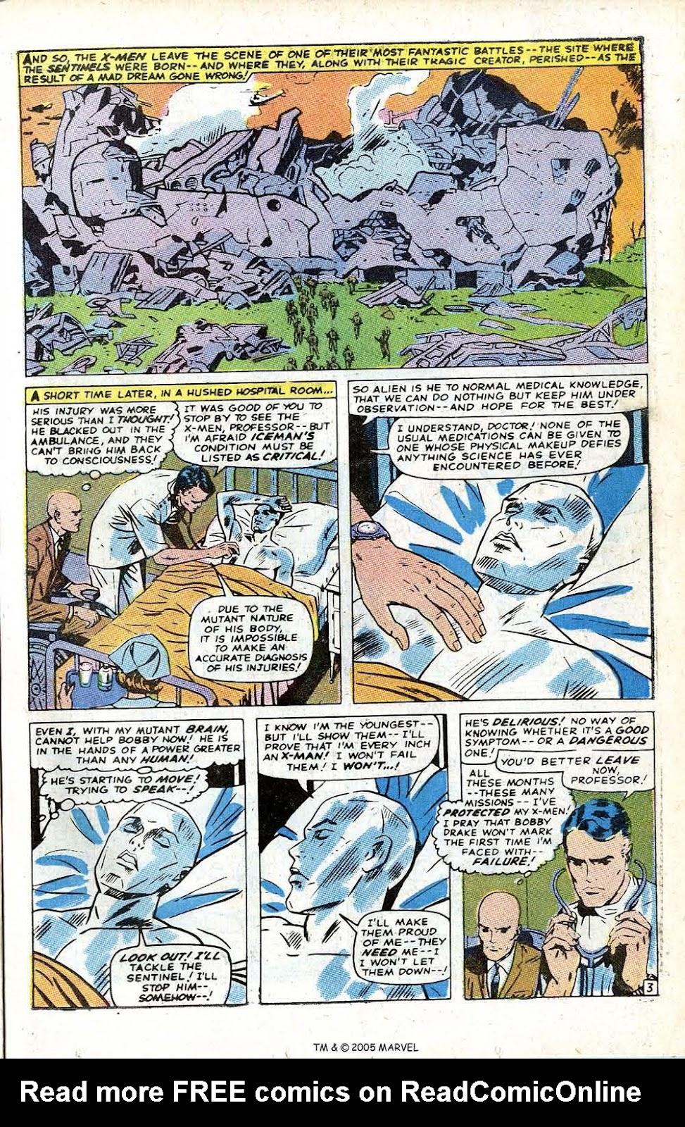 Uncanny X-Men (1963) issue 70 - Page 5