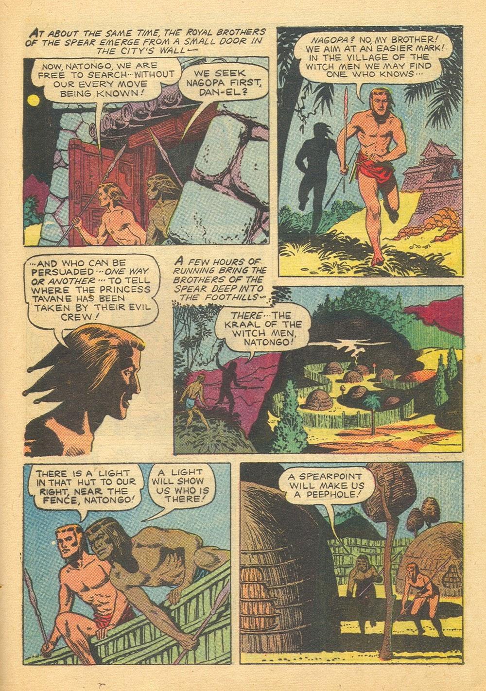 Tarzan (1948) issue 70 - Page 29
