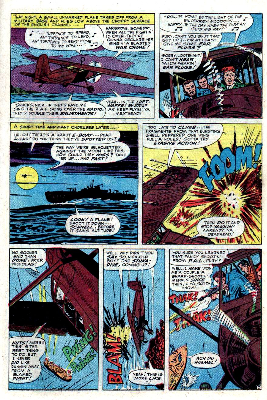 Read online Sgt. Fury comic -  Issue #34 - 11