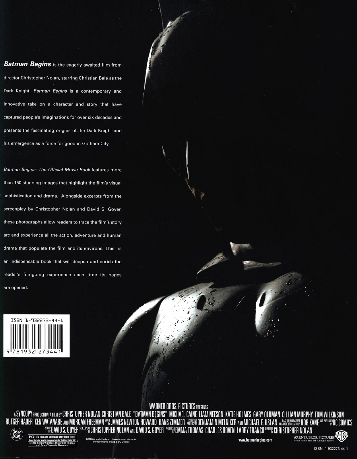 Read online Batman Begins: The Official Movie Guide comic -  Issue # TPB (Part 1) - 2