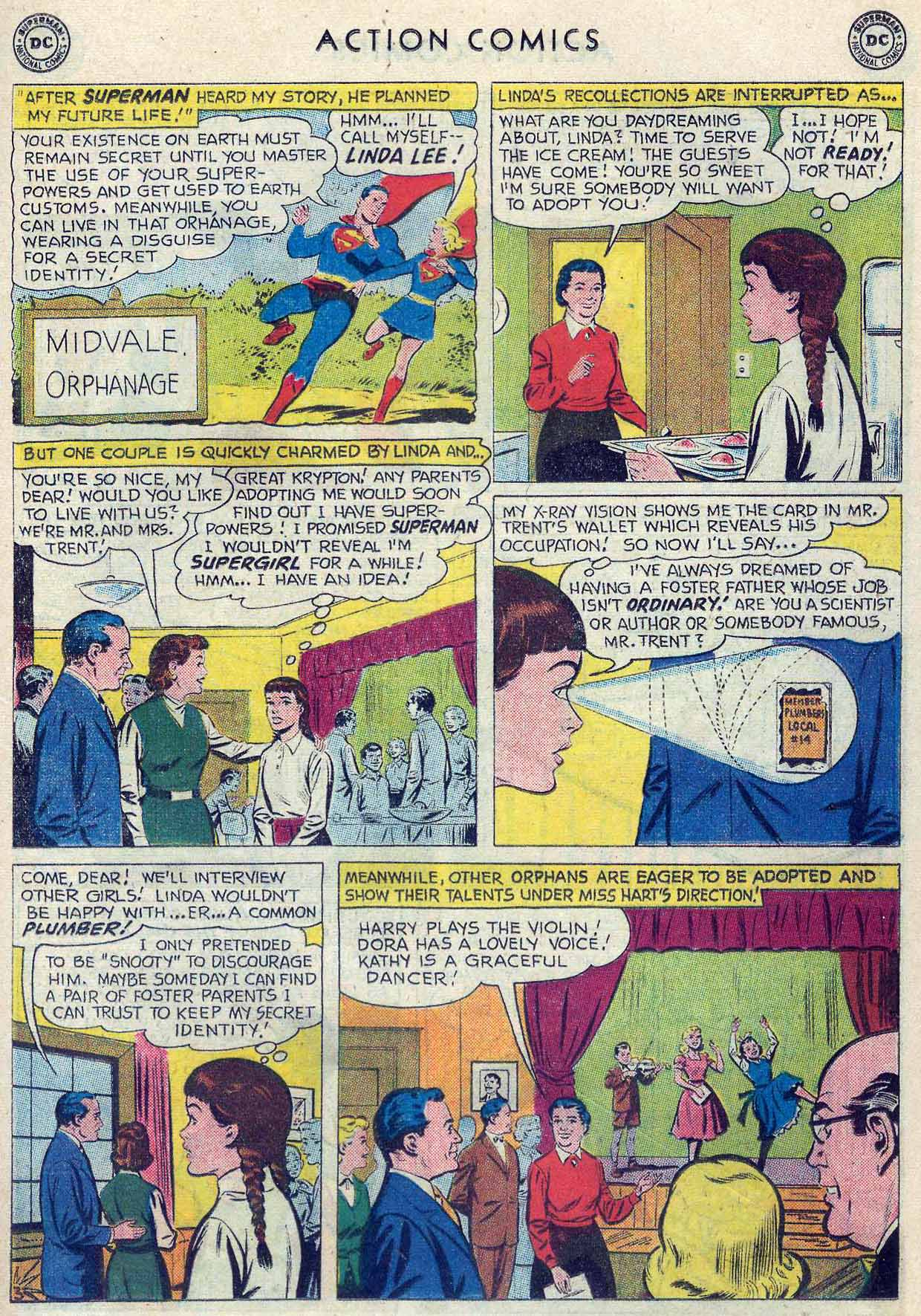 Read online Action Comics (1938) comic -  Issue #253 - 19