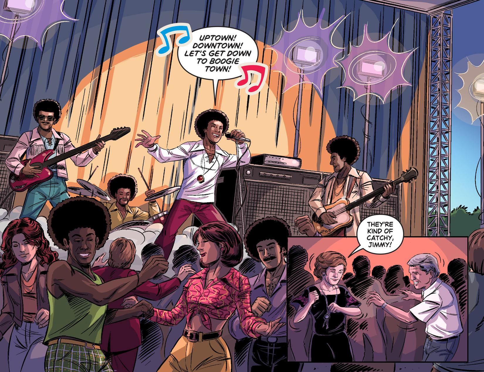 Read online Wonder Woman '77 [I] comic -  Issue #24 - 21