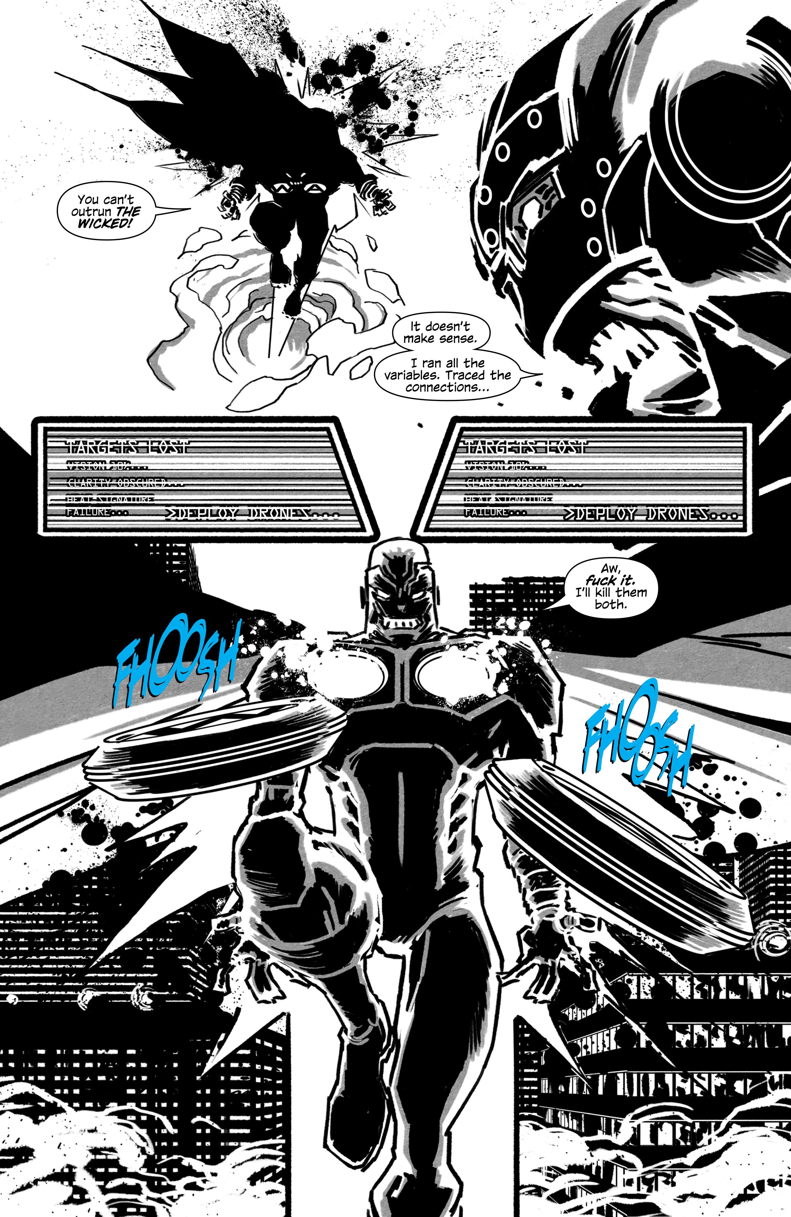 Read online Renato Jones, Season 2: Freelancer comic -  Issue #1 - 22