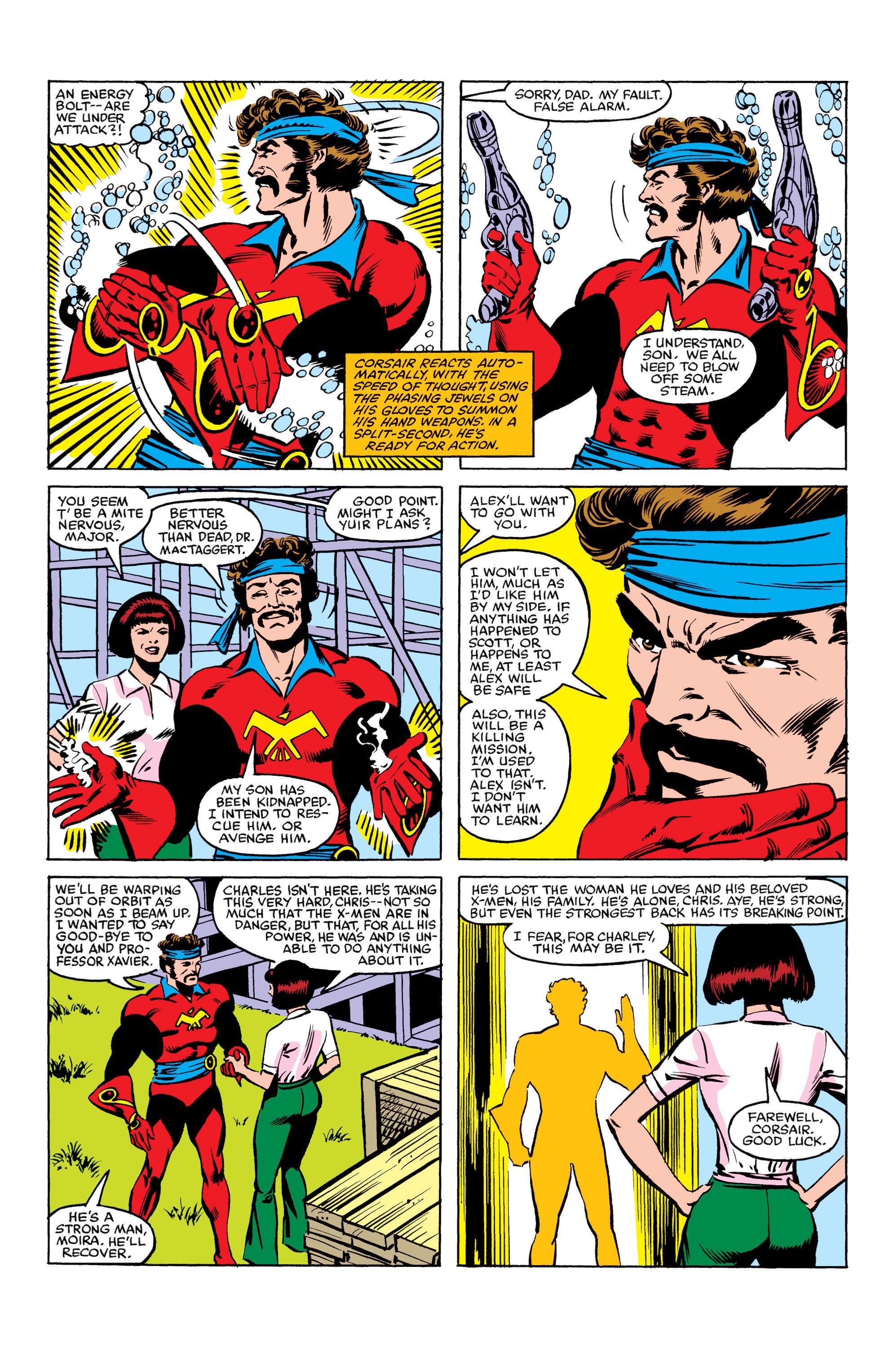 Read online Uncanny X-Men (1963) comic -  Issue #163 - 9